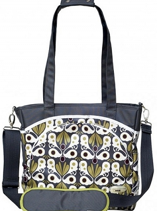 Torba Cole Mode Gray Flora