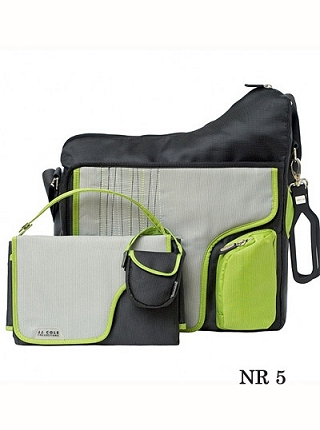 Torba Cole System180 Grafit Green