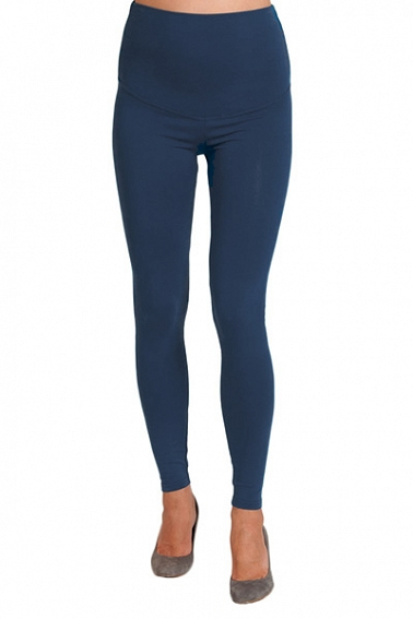 Legginsy Sava II Navy Blue